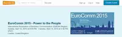EuroComm 2015