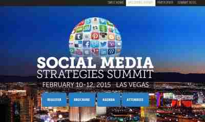 Social Media Strategies Summit, Las Vegas