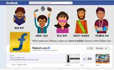 flipkart-social-media-active-company