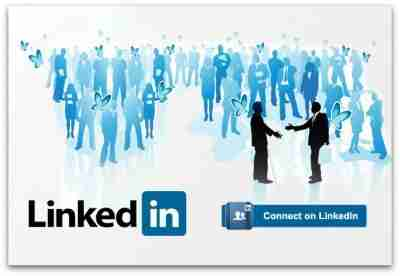 how to ask for job opportunities on linkedin
