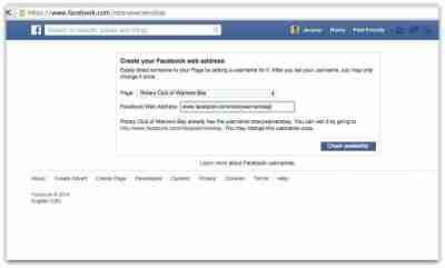 facebook-web-address