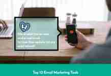 best-email-marketing-tools-online