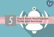 top push notification service 2017