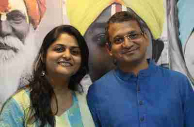 Craftsvilla-founders-Manoj-Gupta-and-Monica-Gupta