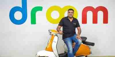 Sandeep-Agarwal droom founder