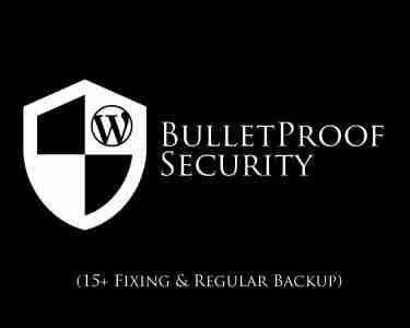bulletproof- security plugin for wordpress
