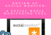 social mention review