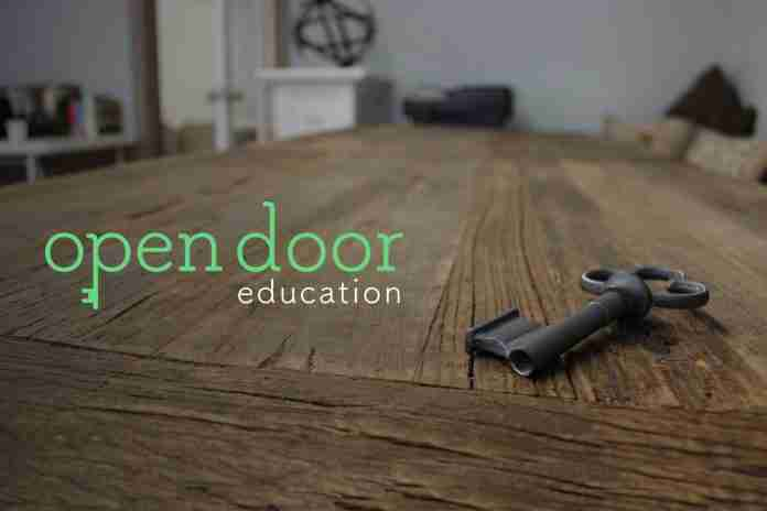 open door education