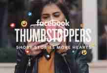 Facebook India launches Thumbstoppers