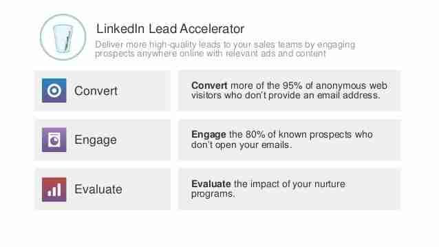 linkedin lead accelrator