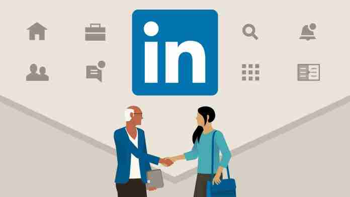 LinkedIn Job Listing